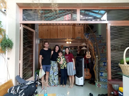 Tropical Vibes Homestay in Sai Gon - Hostel, Quận 1