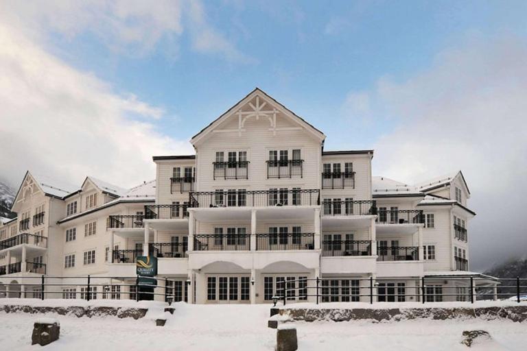 Quality Hotel and Resort Voeringsfoss, Eidfjord