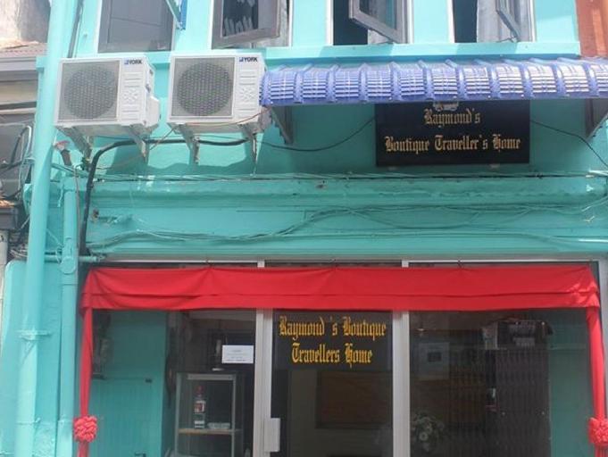 Raymonds Boutique Home, Kota Melaka