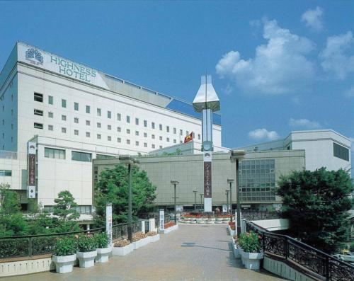 Highness Hotel Kurume, Kurume