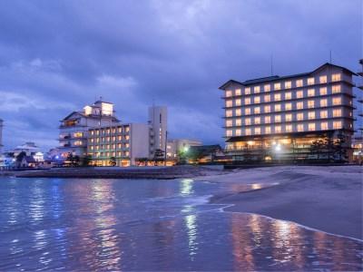 Kaike Seaside Hotel, Yonago