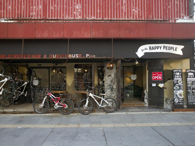 WORLDTRECK DINER & GUESTHOUSE-Pise, Nagano