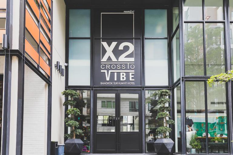 X2 Vibe Bangkok Sukhumvit Hotel, Prakanong