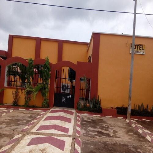 Hôtel Cauris d'Or, Gbeke