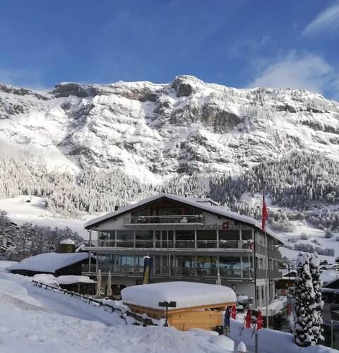 Swisshotel Flims, Imboden