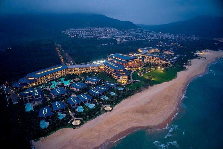 The Westin Shimei Bay Resort, Hainan