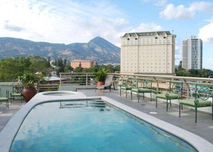Hotel Suites Las Palmas San Salvador, Antiguo Cuscatlán