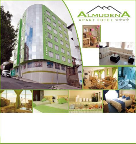 Almudena Apart Hotel, Pedro Domingo Murillo