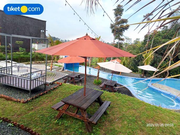 Villa Tibra Bandung 2BR 4-Paxs, Bandung