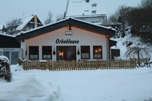 Ferienhaus Orkeklause, Hochsauerlandkreis