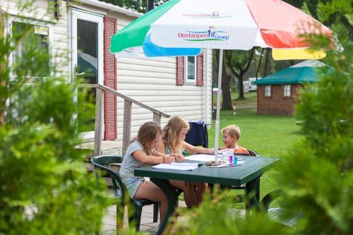 Oostappen Vakantiepark De Berckt, Maasbree