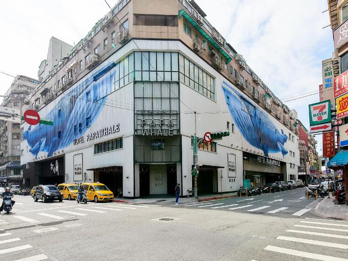 HOTEL PAPA WHALE, Taipei City