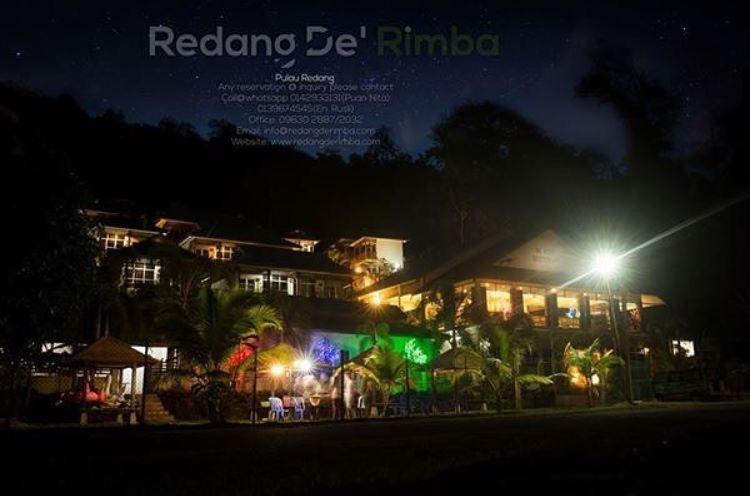 Redang De Rimba Resort, Setiu