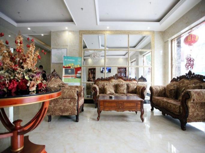 GreenTree Inn Nanchang Xihu Zhanqian West Road Sheng Jin Ta Business Hotel, Shangrao
