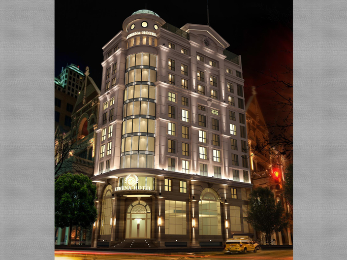 Athena Hotel, Quận 10