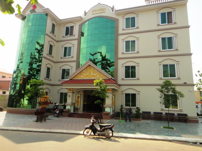 Borey Vatanac Guesthouse, Kampong Bay