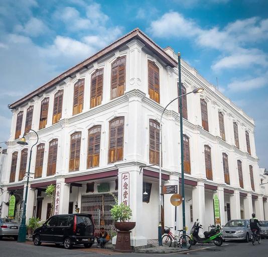 Ren I Tang Heritage Inn, Pulau Penang