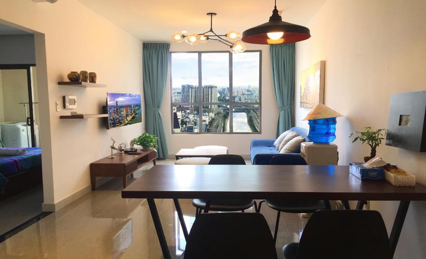 Sunny Saigon Apartments & Hotel, Quận 4
