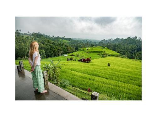 Village Above the Clouds - Desa Atas Awan Eco-boutique Hotel, Tabanan