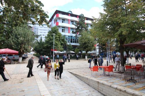 Hotel Piazza, Dibrës