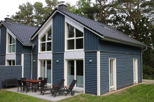 Strandhus Baabe Haus 3, Vorpommern-Rügen