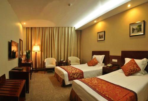 Jinghu holiday hotel, Ma'anshan