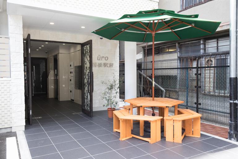 Uro Apartment Tsuruhashi Station, Osaka