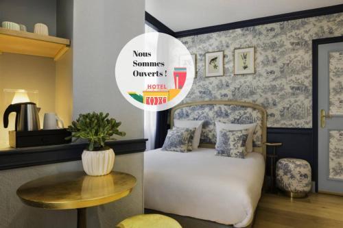 Hotel de Neuve by Happyculture, Paris