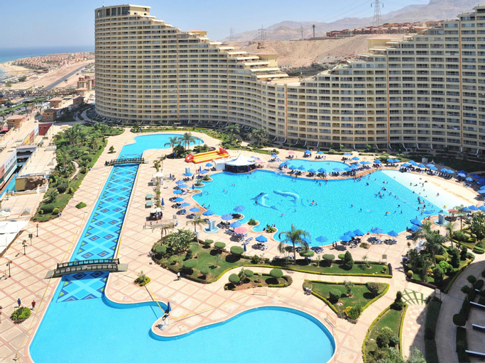 Porto Sokhna Beach Resort & Spa (Pet-friendly), 'Ataqah
