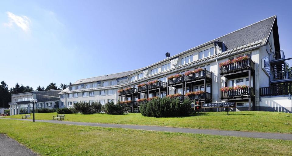 Oberhof Sporthotel, Schmalkalden-Meiningen