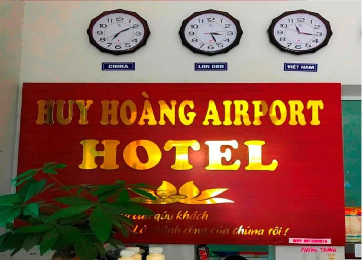Huy Hoang Airport Hotel, Sóc Sơn