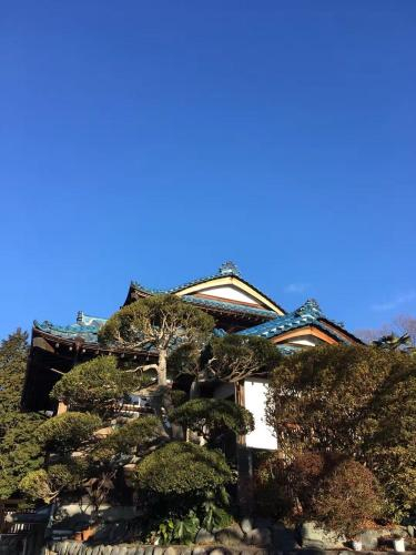 Kougetsu Sanso -- Moon Villa in Tokyo, Hachiōji