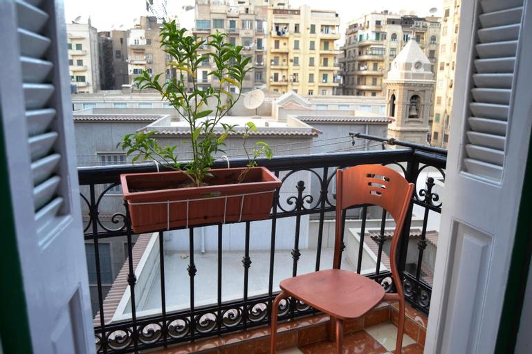 My Hotel, Qasr an-Nil
