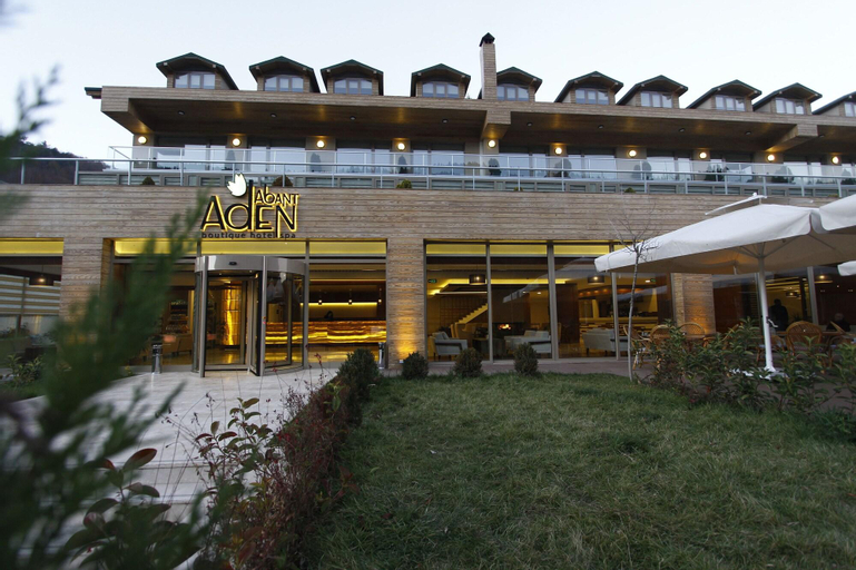 Abant Aden Boutique Hotel, Merkez