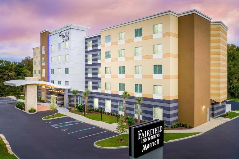Fairfield Inn & Suites Gainesville I-75, Alachua