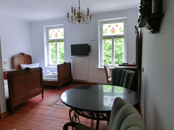 Domane Neu Gaarz Apartments, Mecklenburgische Seenplatte