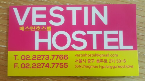 Myeongdong Time Hostel, Jung