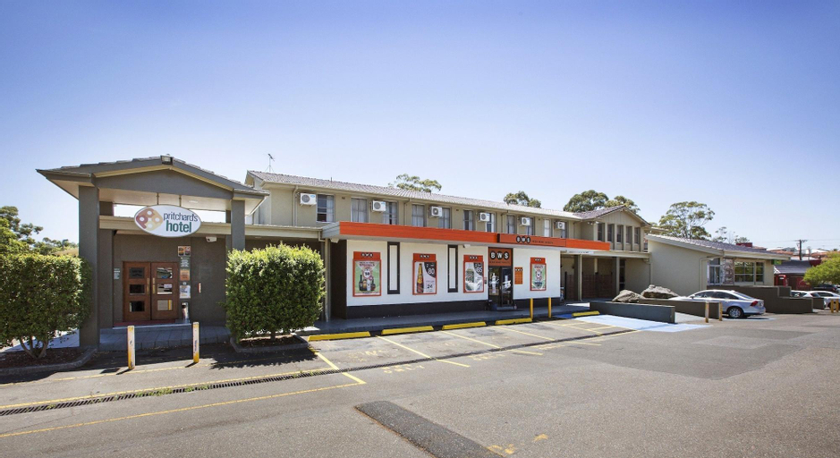 Pritchards Hotel, Fairfield - East