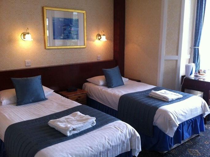 Arrandale Hotel & Apartments, Douglas
