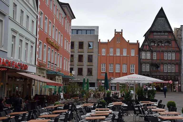 Victoria Hotel Minden (Pet-friendly), Minden-Lübbecke