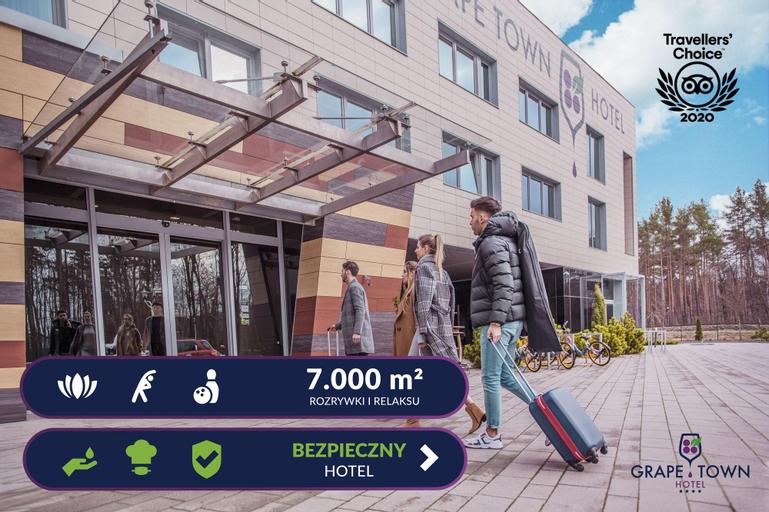 Dana Hotel & Spa, Zielona