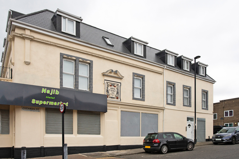 The Benwell Apartments, Newcastle upon Tyne