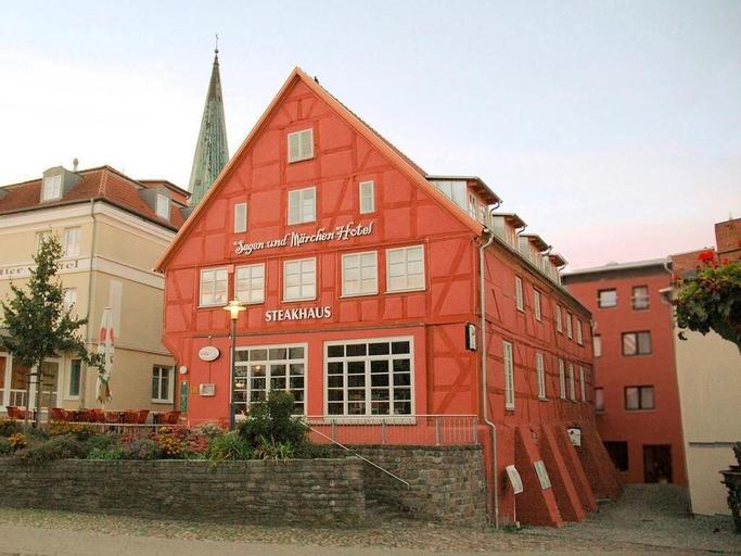 Sagen- und Märchenhotel Rügen, Vorpommern-Rügen