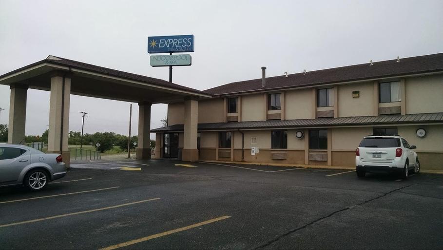 Howard Johnson Junction City (Comfort Inn), Geary