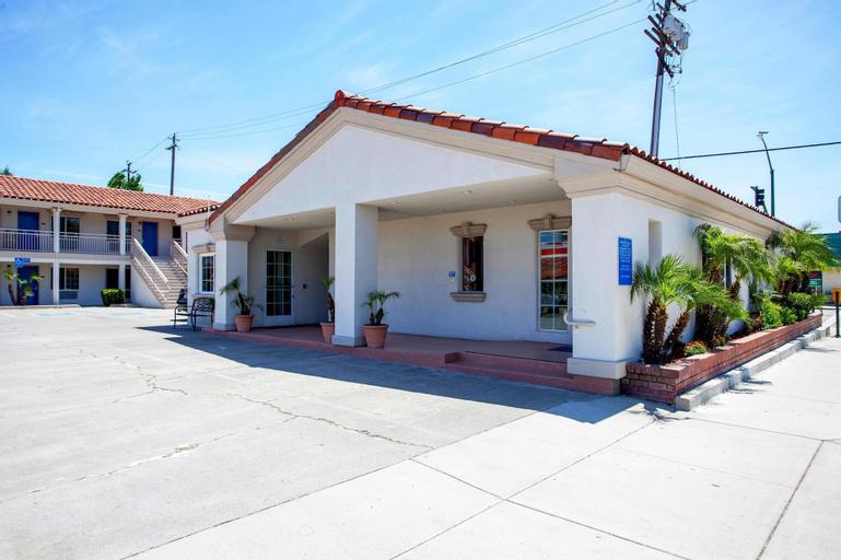 Motel 6 Marysville CA, Yuba