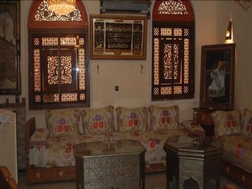 Riad malak, Meknès