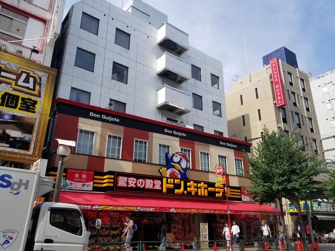 Royal Hotel Shinokubo, Shinjuku