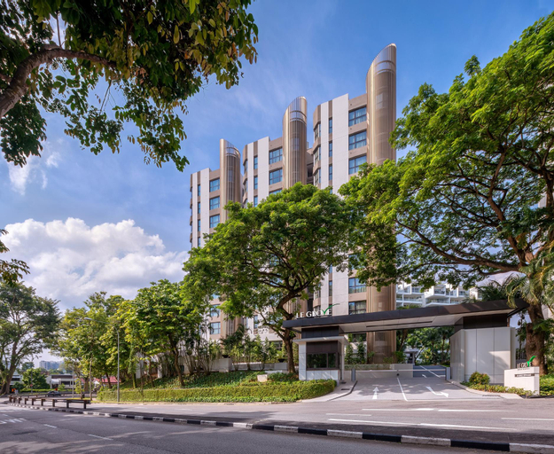 Le Grove Serviced Residences (SG Clean Certified), Orchard
