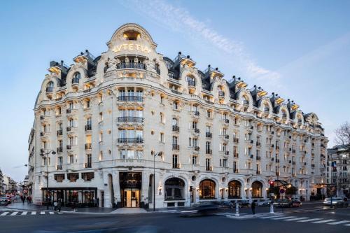 Hotel Lutetia, Paris