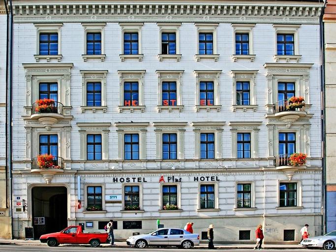 A PLUS HOTEL AND HOSTEL, Praha 1